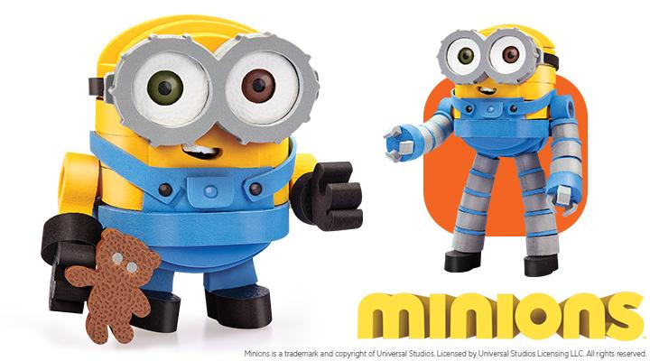 Main Image. BC 17001. Minion Bob
